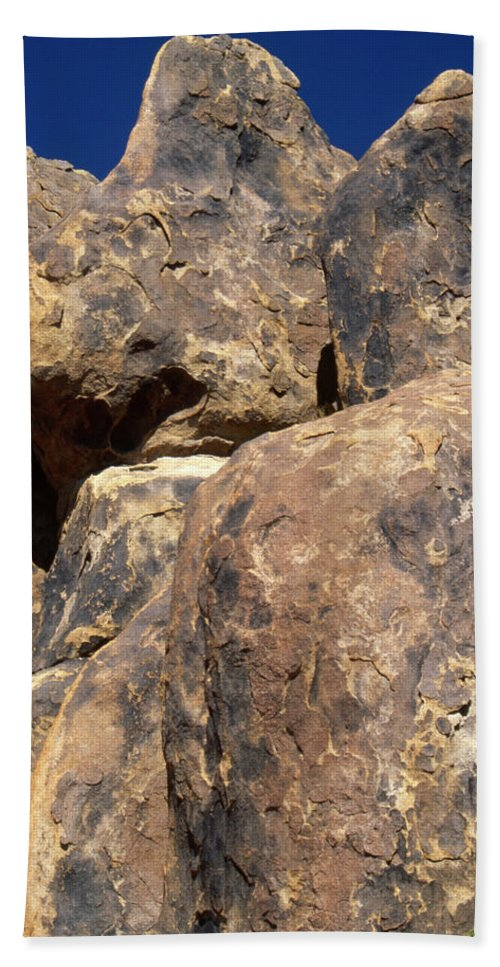 Alabama Hills Bath Sheet featuring the photograph Alternate Composition by Soli Deo Gloria Wilderness And Wildlife Photography