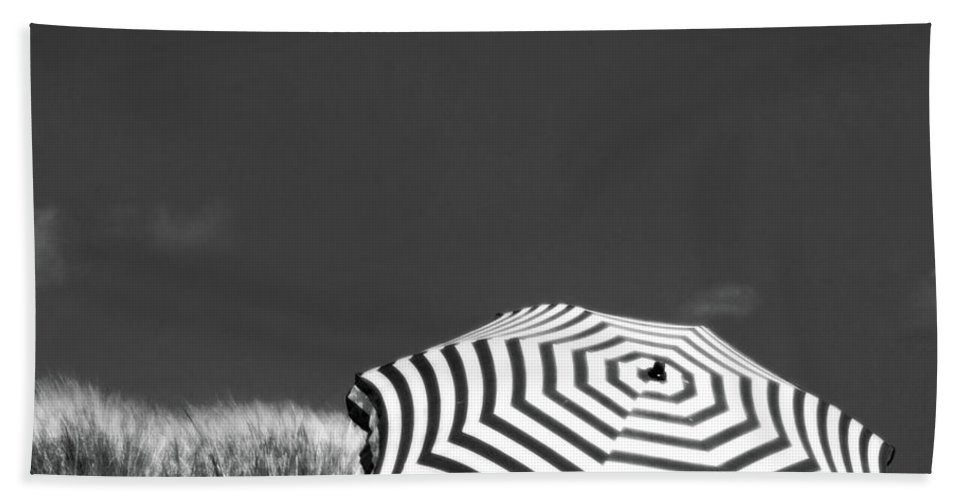 Beach Hand Towel featuring the photograph An English Summer by Dorit Fuhg