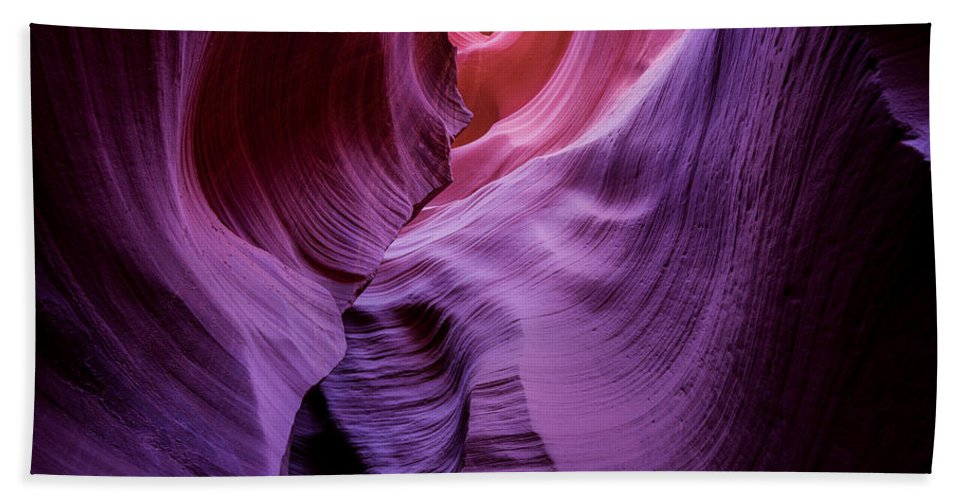 Arizona Bath Sheet featuring the photograph Antelope Wings by Mark Robert Rogers