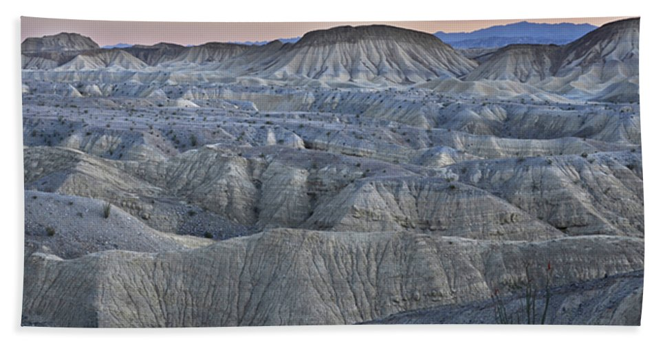 California Hand Towel featuring the photograph Anza Borrego by Bob Christopher
