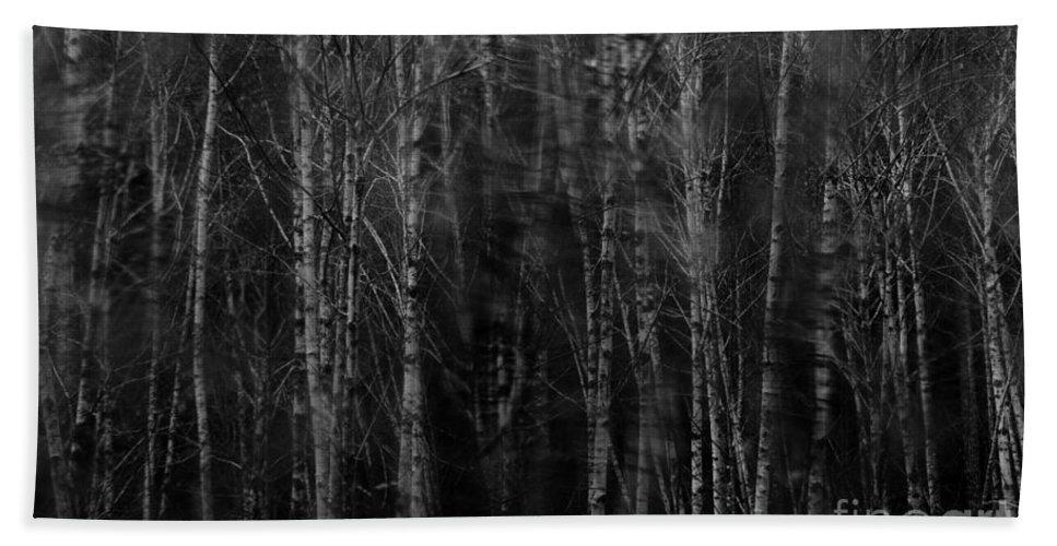 Fine Art Hand Towel featuring the photograph Apparition by Venetta Archer