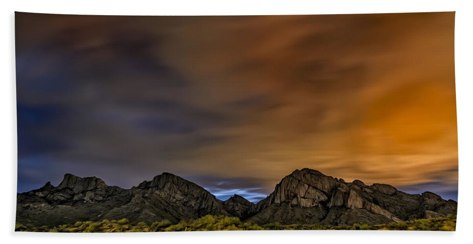 Mark Myhaver 2014 Bath Sheet featuring the photograph Arizona Ice Tea No.2 by Mark Myhaver