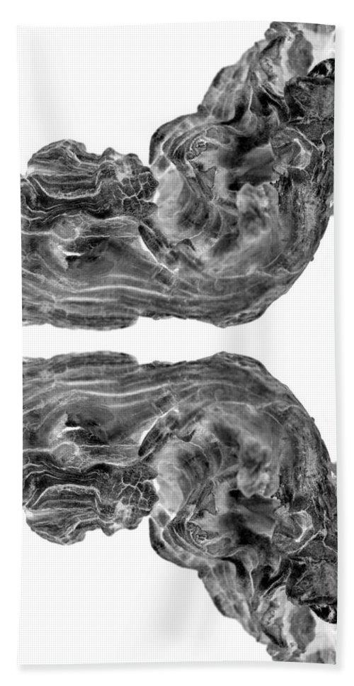 (c) Paul Davenport Hand Towel featuring the photograph wudu 2 VIII by Paul Davenport