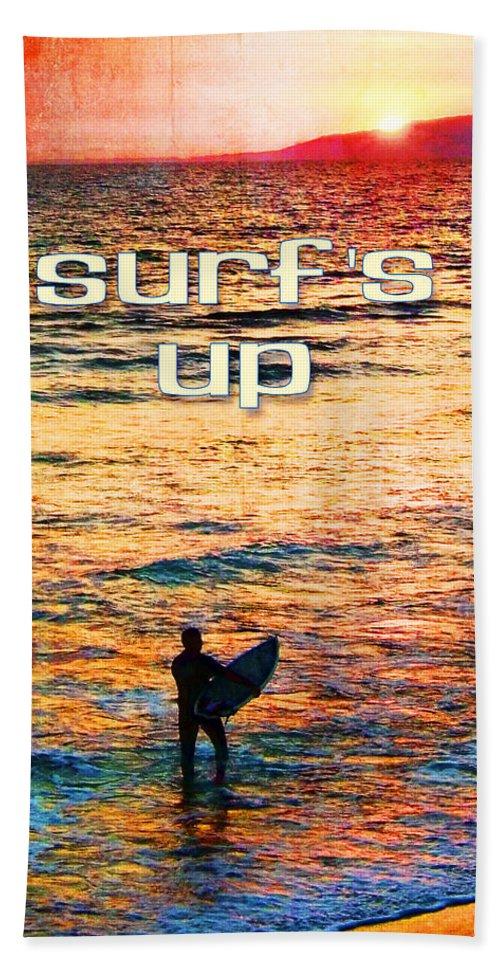 Venice Beach Bath Sheet featuring the photograph Venice Beach Boogie by Tammy Wetzel