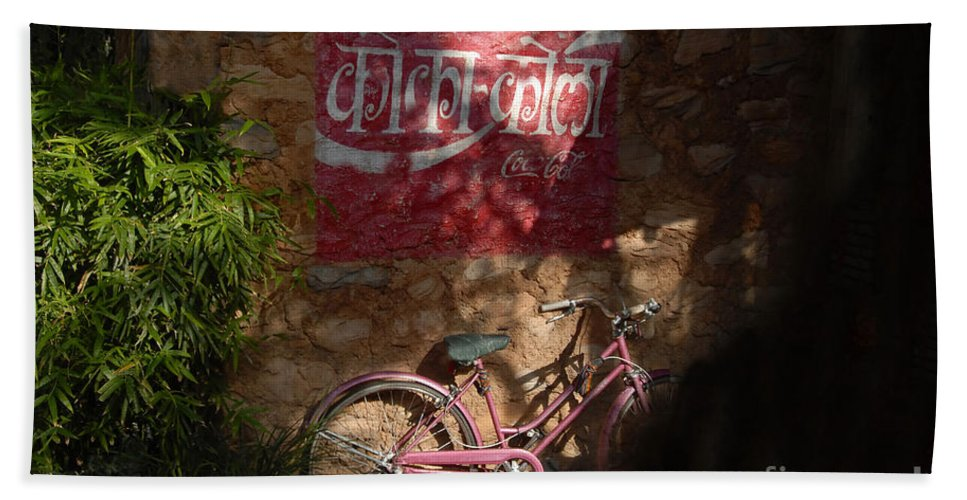 Asia Bath Towel featuring the photograph Asia by David Lee Thompson