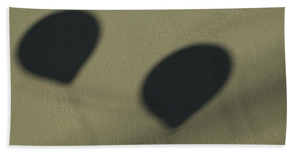 Shadow Bath Sheet featuring the photograph Balloons by Sara Stevenson