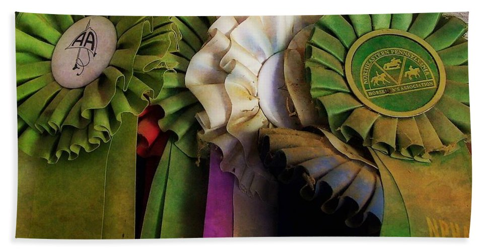 Horse Bath Sheet featuring the photograph Best In Show Colors by JAMART Photography