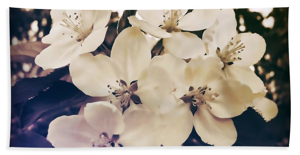 Blossom Bath Sheet featuring the photograph Blossom by JAMART Photography