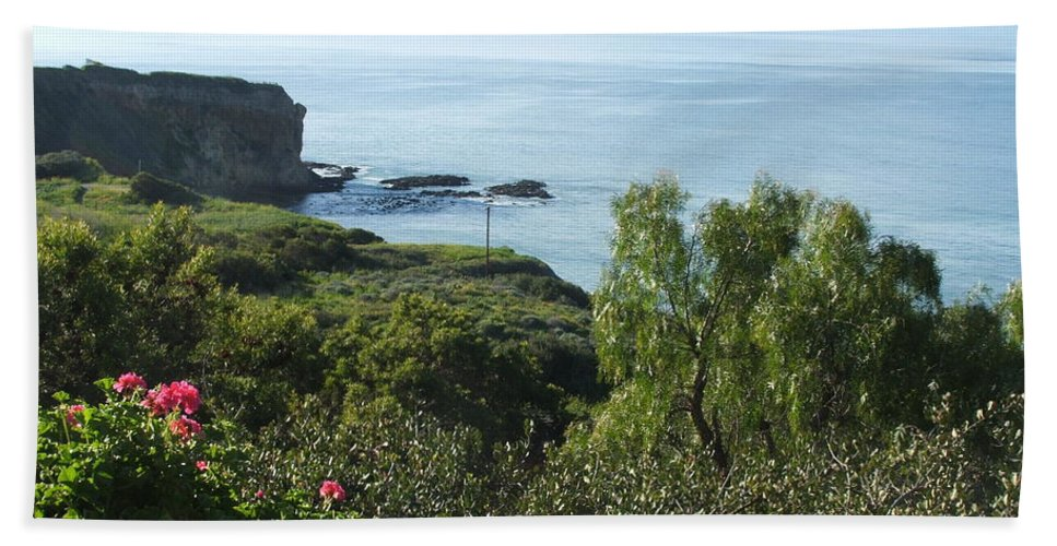 Landscape Hand Towel featuring the photograph Breath Of Fresh Air by Shari Chavira