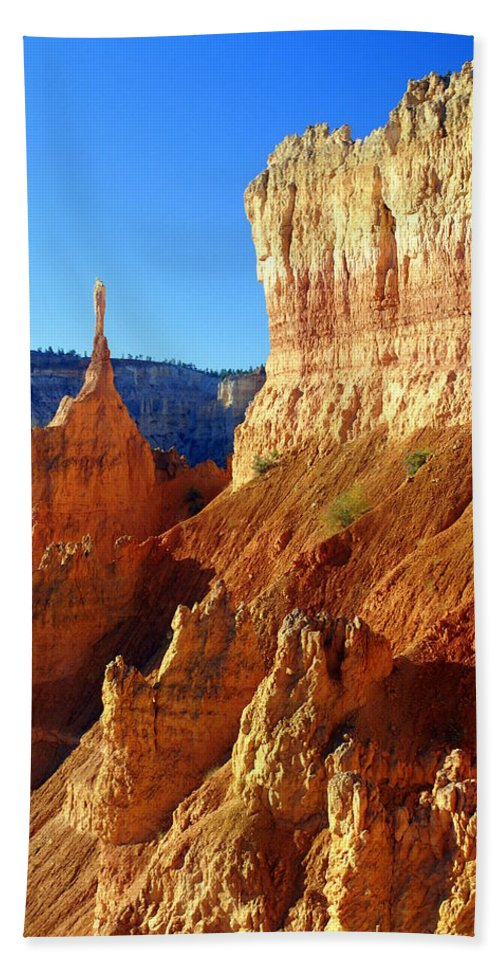 Bryce Canyon National Park Hand Towel featuring the photograph Bryce 4 by Marty Koch