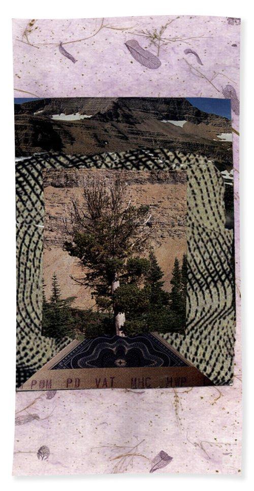 Burning Bush Bath Sheet featuring the painting Burning Bush - Bgbub by Fr Bob Gilroy SJ