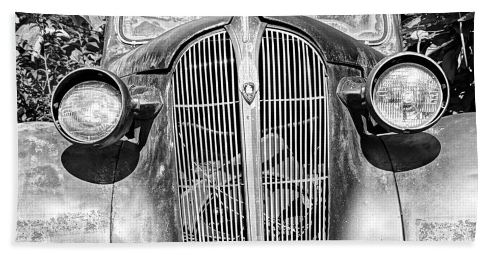 Abandoned Vehicle Hand Towel featuring the photograph Cars by Keri Butcher