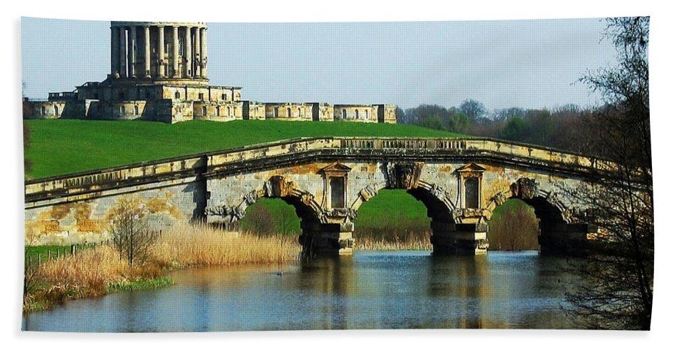 Castle Bath Sheet featuring the photograph Castle Howard by Svetlana Sewell