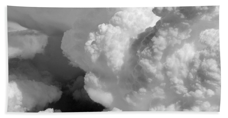 Cloud Art Hand Towel featuring the photograph Cb1.38 by Strato ThreeSIXTYFive