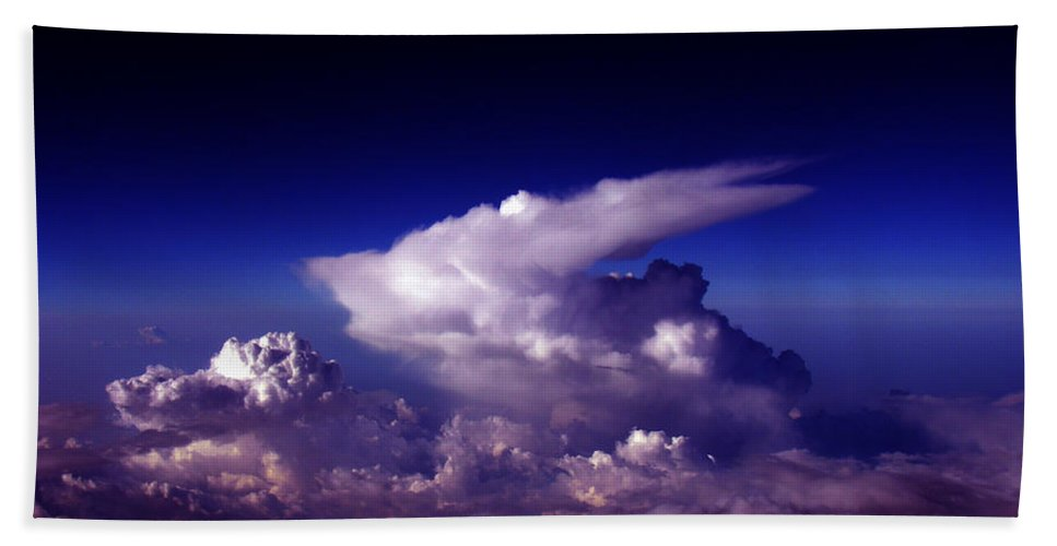 Aviation Art Hand Towel featuring the photograph Cb1.721 by Strato ThreeSIXTYFive