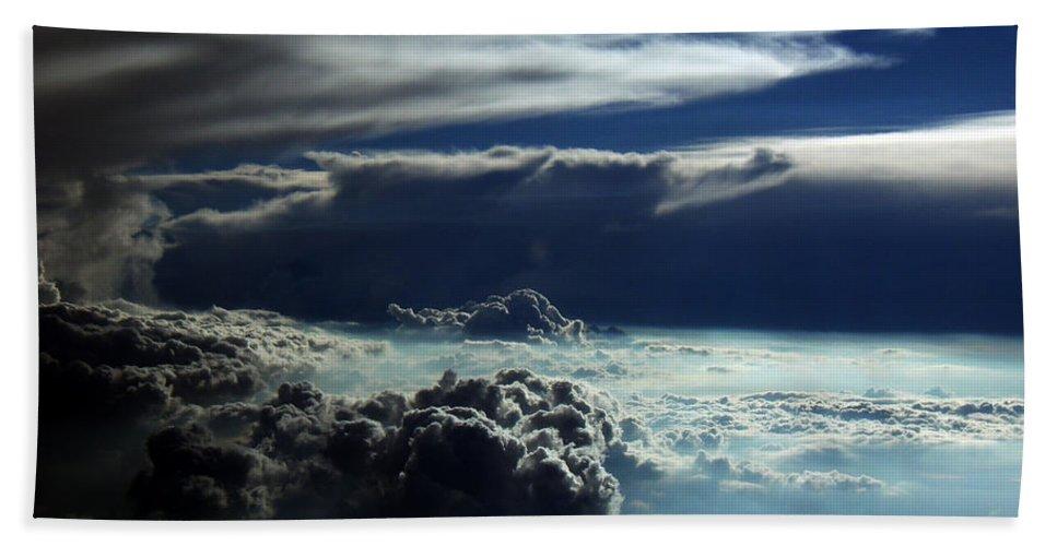 Aviation Art Bath Sheet featuring the photograph Cb2.081 by Strato ThreeSIXTYFive