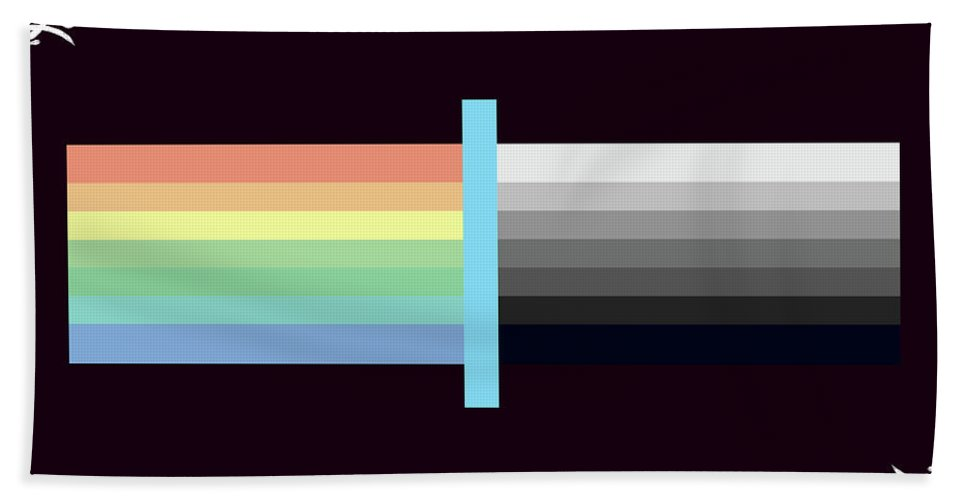Simplicity Bath Sheet featuring the digital art Change by S