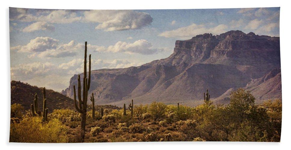 Arizona Bath Sheet featuring the photograph Chasing Clouds Again by Saija Lehtonen
