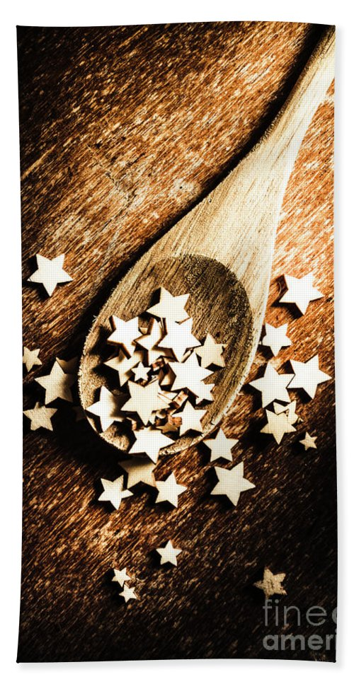 Christmas Hand Towel featuring the photograph Christmas Cooking by Jorgo Photography - Wall Art Gallery