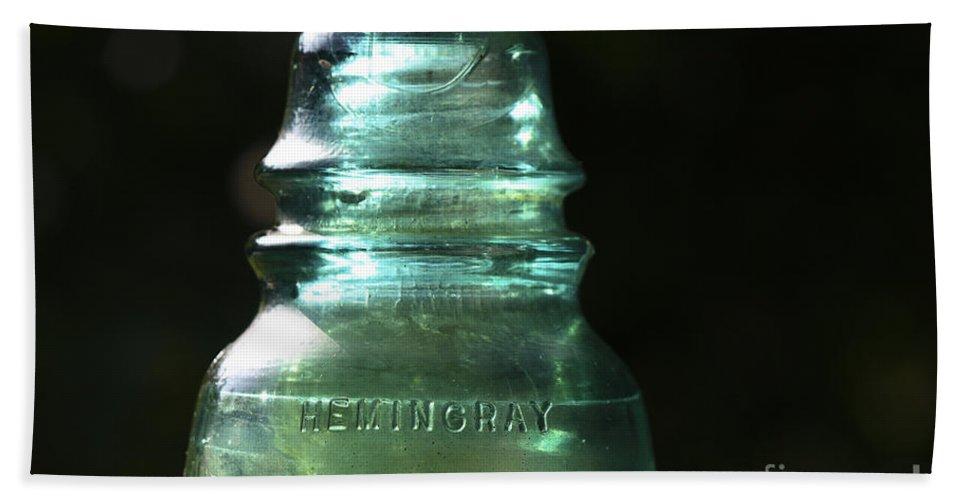 Glass Bath Sheet featuring the photograph Clean Glass by Sari Sauls
