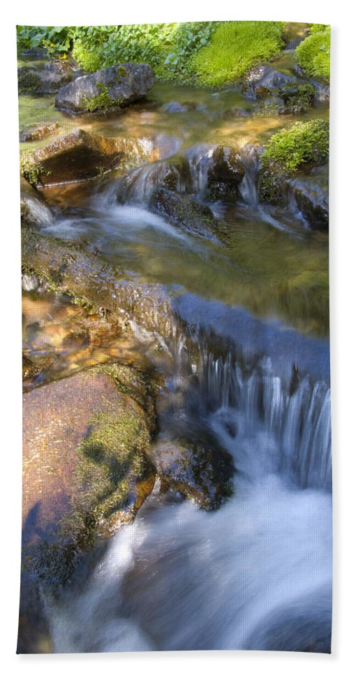 Colorado Hand Towel featuring the photograph Colorado Tranquility by Jeffery Ball