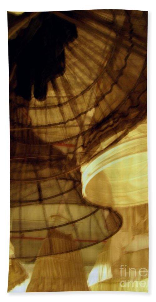 Theatre Bath Sheet featuring the photograph Crinolines by Ze DaLuz