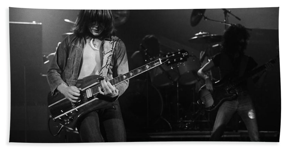 Rick Derringer Hand Towel featuring the photograph Derringer 77 #44 by Ben Upham