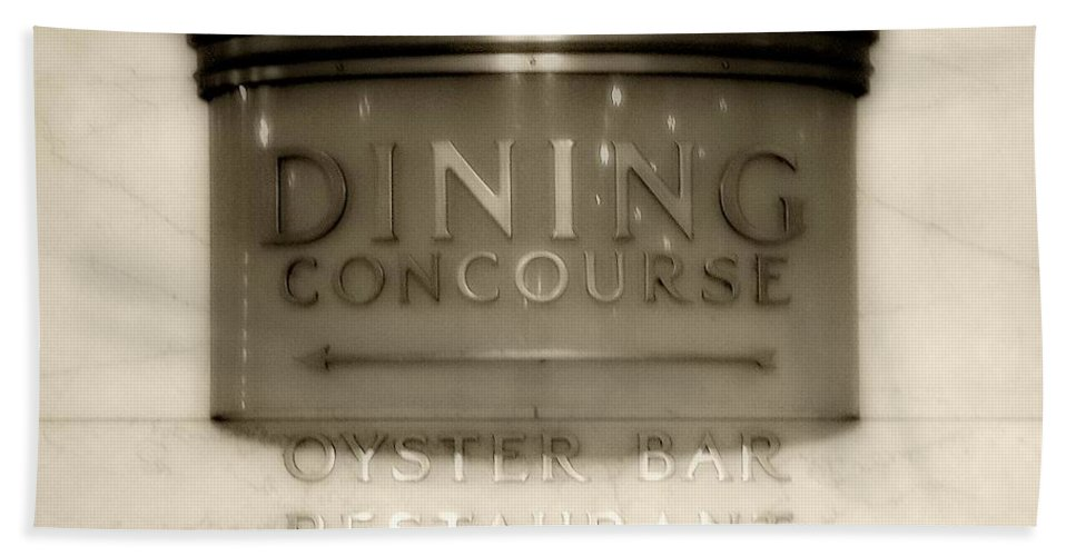 Art Deco Bath Sheet featuring the photograph Directions In Deco by RC DeWinter