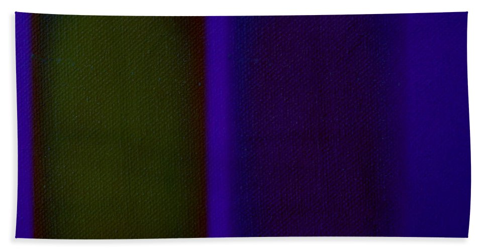 Rothko Bath Towel featuring the painting Doors Of Perception by Charles Stuart