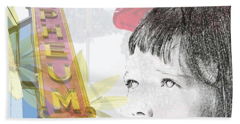 Memphis Bath Sheet featuring the photograph Dreams Of Memphis by Amanda Barcon