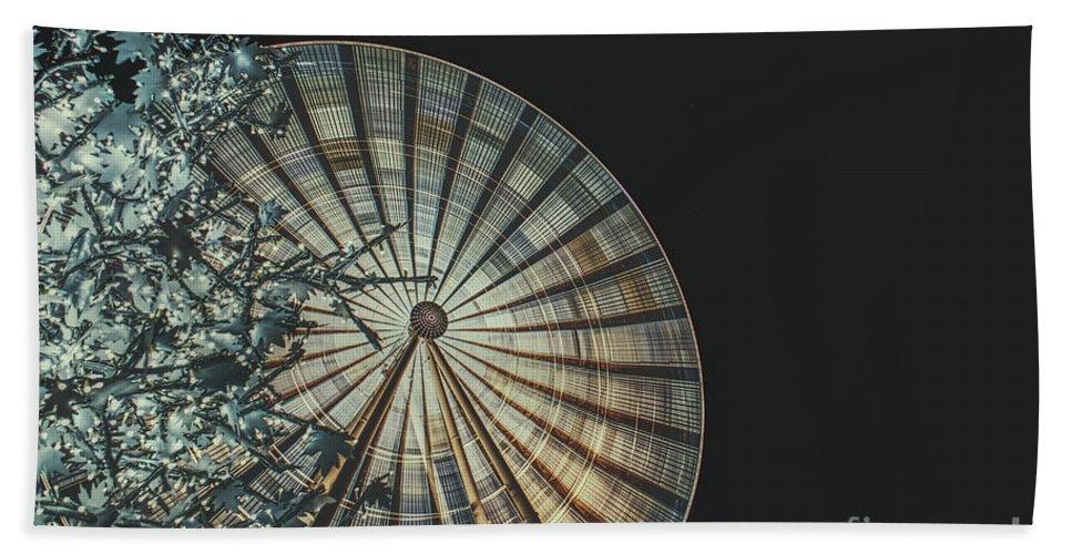 Wheel Bath Sheet featuring the photograph Epic Ferris Wheel by Juuso Viitanen