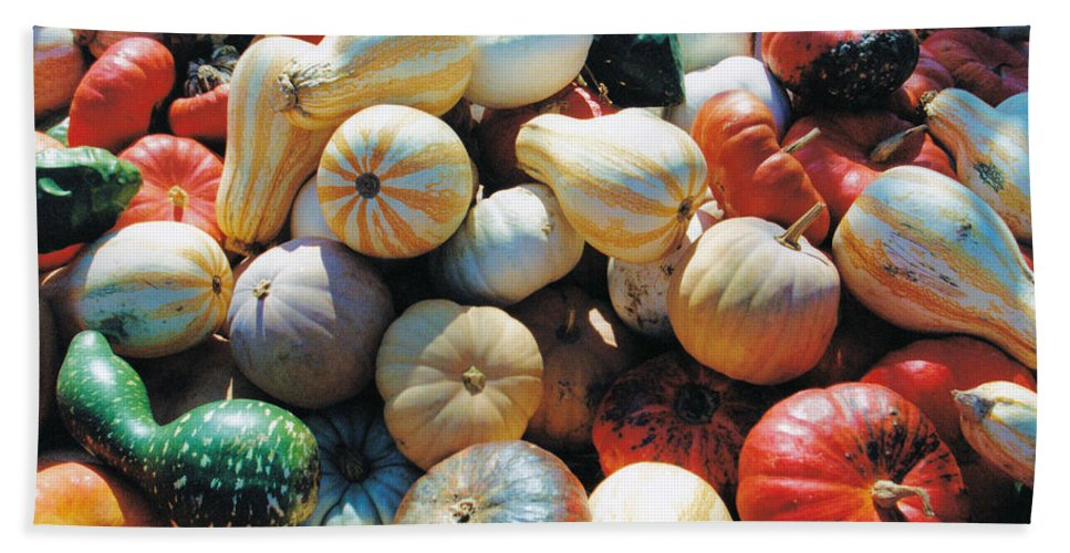 Still Life Bath Sheet featuring the photograph Fiesta by Jan Amiss Photography