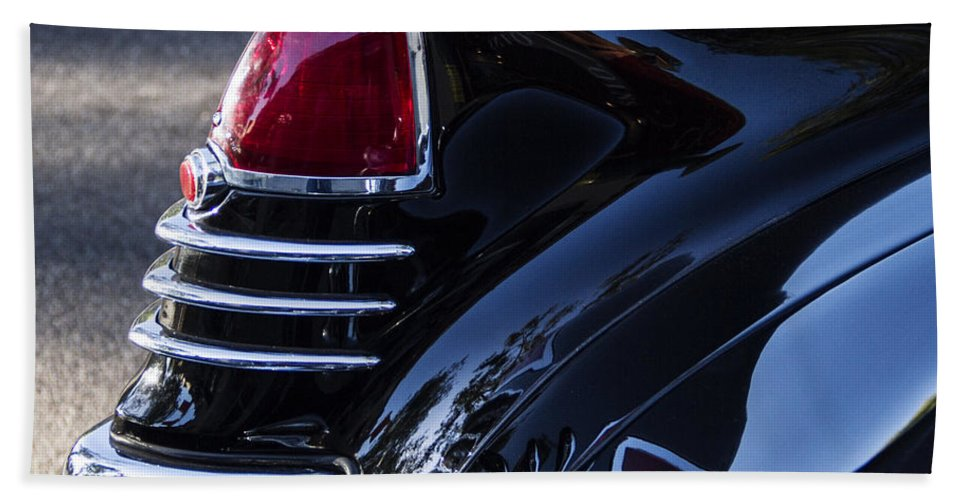 Cadillac Bath Sheet featuring the photograph First Fin by Guy Shultz