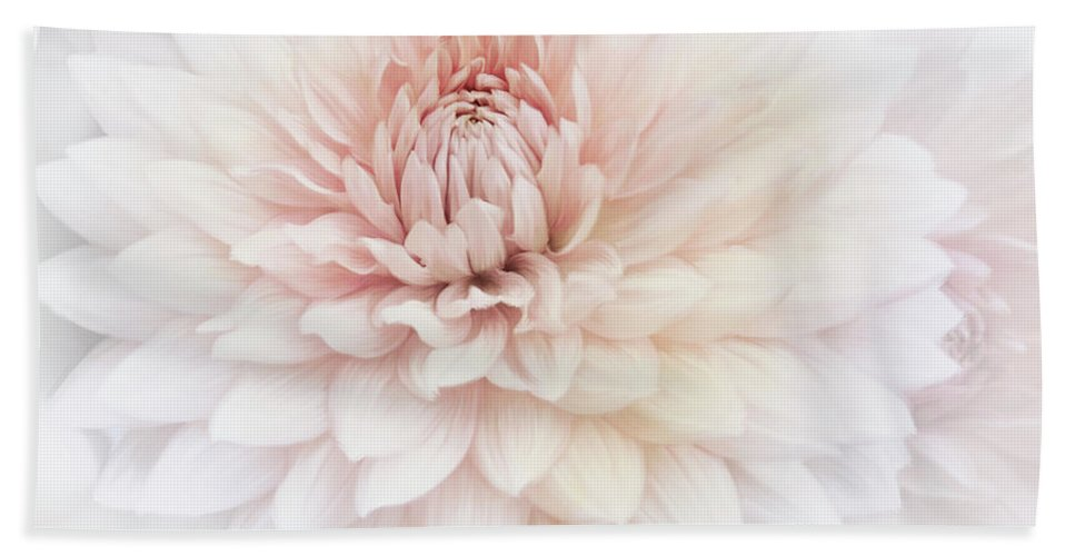 Flower Hand Towel featuring the photograph Floral Watercolor Background by Svetlana Foote