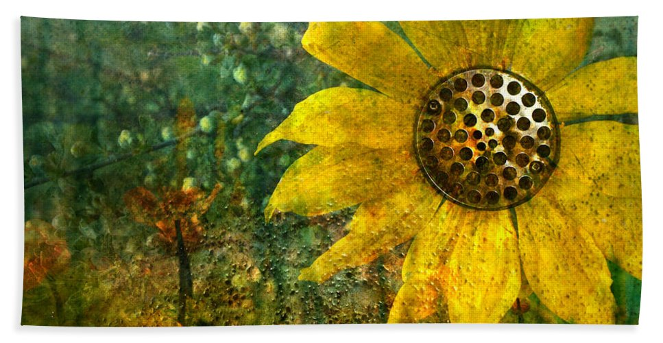 Flowers Bath Sheet featuring the photograph Flowers For Fun by Tara Turner