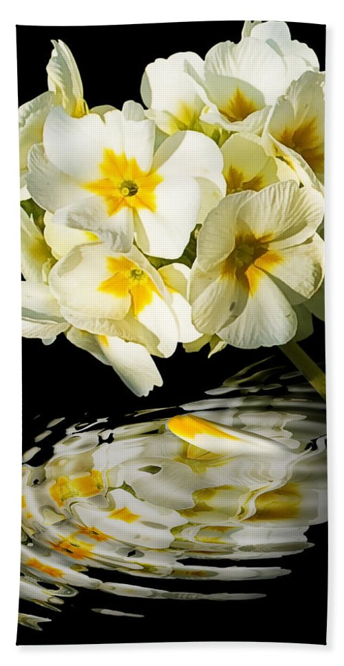 Flower Hand Towel featuring the photograph Flowers by Svetlana Sewell
