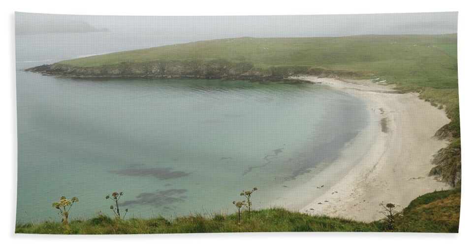 Scottish Bath Sheet featuring the photograph Forever My Love by Lucinda Walter