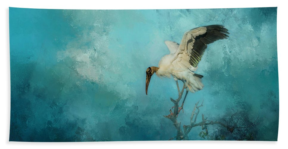 Birds Hand Towel featuring the photograph Free Will by Marvin Spates