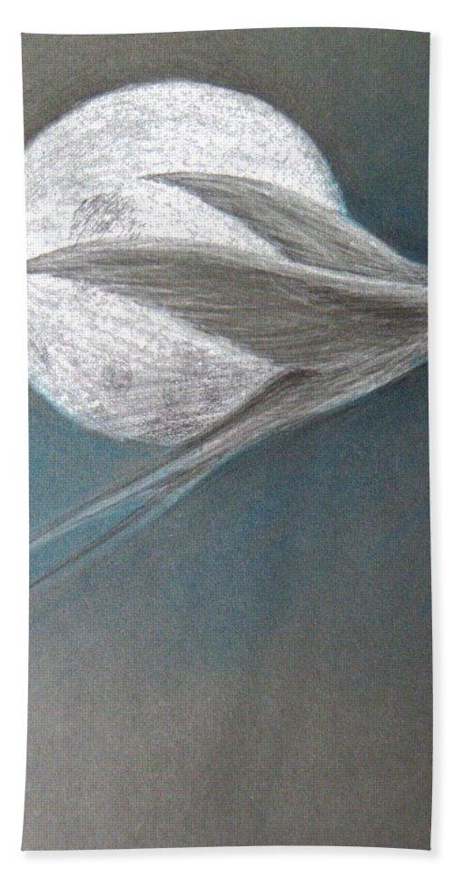 Shaun Bath Sheet featuring the drawing Freedom by Shaun McNicholas