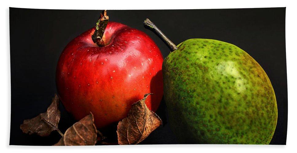 Fruit Bath Towel featuring the photograph Fruit Coalition by Joachim G Pinkawa