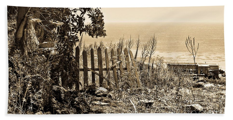 Mediterranean Sea Hand Towel featuring the photograph Gateway To The Mediterranean by Madeline Ellis