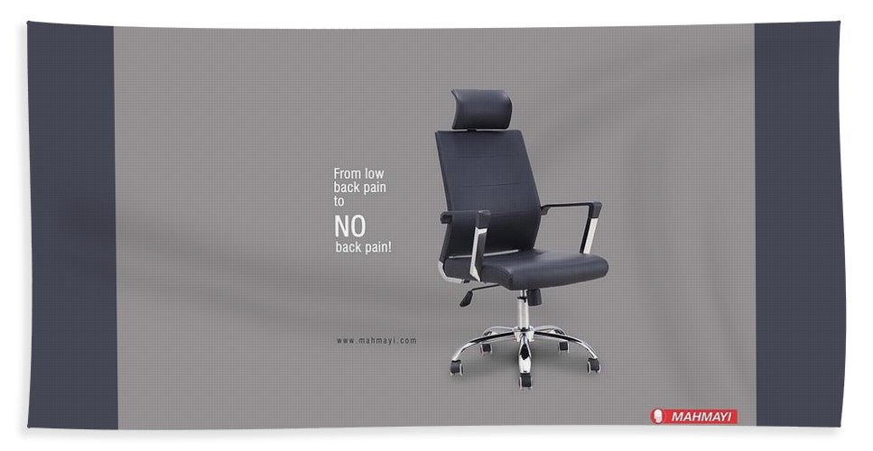 Office Furniture Chairs Hand Towel featuring the painting Get Low Rates Office Furniture Chairs In Dubai by David Gofin