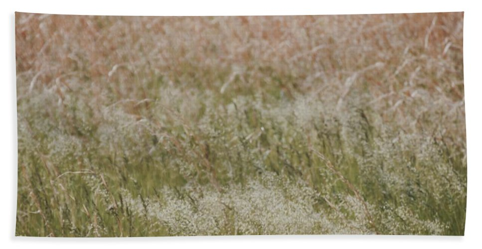 Tiwago Bath Sheet featuring the photograph Grass Cloud by Photography by Tiwago