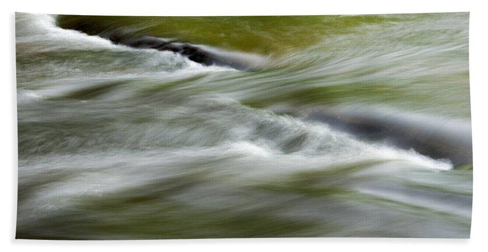 Green Bath Sheet featuring the photograph Greens Of Summer by Glenn Gordon