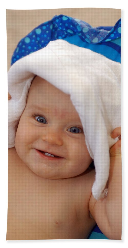 Happy Contest Bath Towel featuring the photograph Happy Contest 7 by Jill Reger