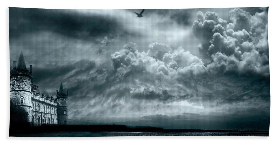 Beach Bath Towel featuring the photograph Home by Jacky Gerritsen