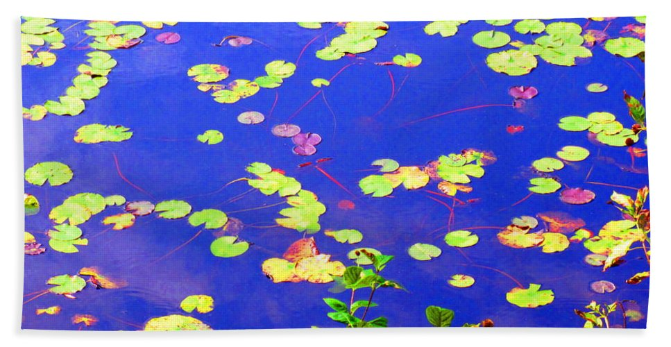 Water Bath Sheet featuring the photograph Innocence by Sybil Staples
