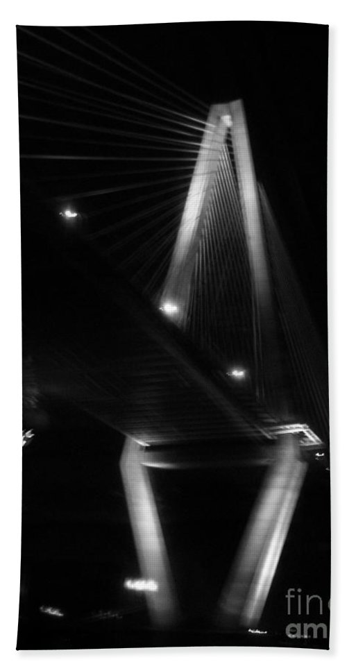 Bridges Bath Towel featuring the photograph Jammin Life by Amanda Barcon