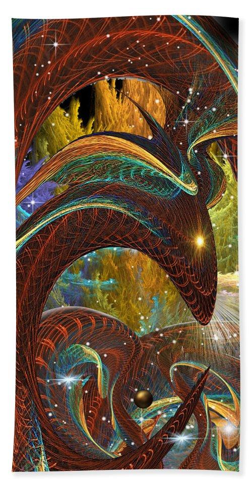 Jormungand    Midgard Serpent      Part The Second Bath Towel