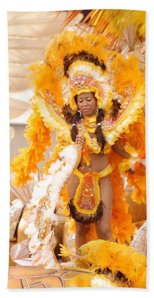 Brazil Bath Sheet featuring the photograph Lets Samba by Sebastian Musial